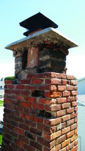 Chimney cap replacement and repair services in Michigan Ohio and Florida